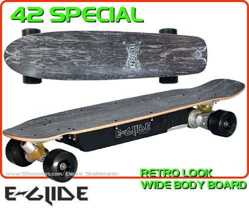 E-glide 42 Special Electric Skateboard