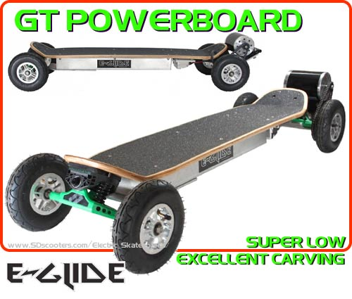 E-glide GI Powerboard Electric Skateboard