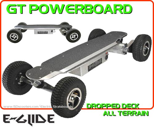 E-glide GI Electric Powerboard