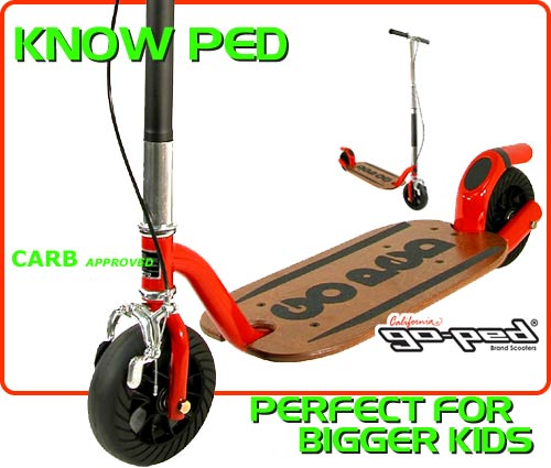 knowped Push Scooter