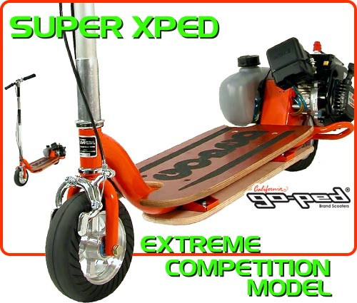 super xped Scooter
