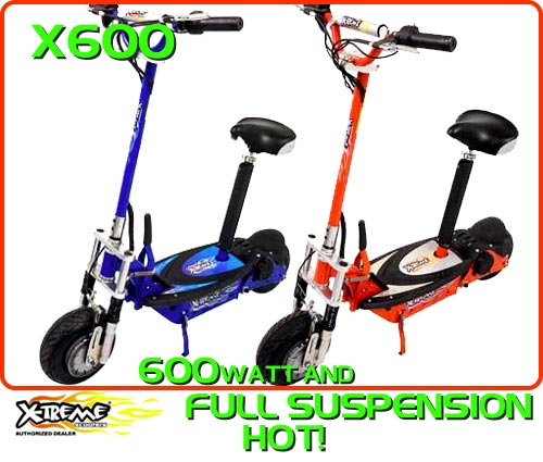 x600 Electric Scooter