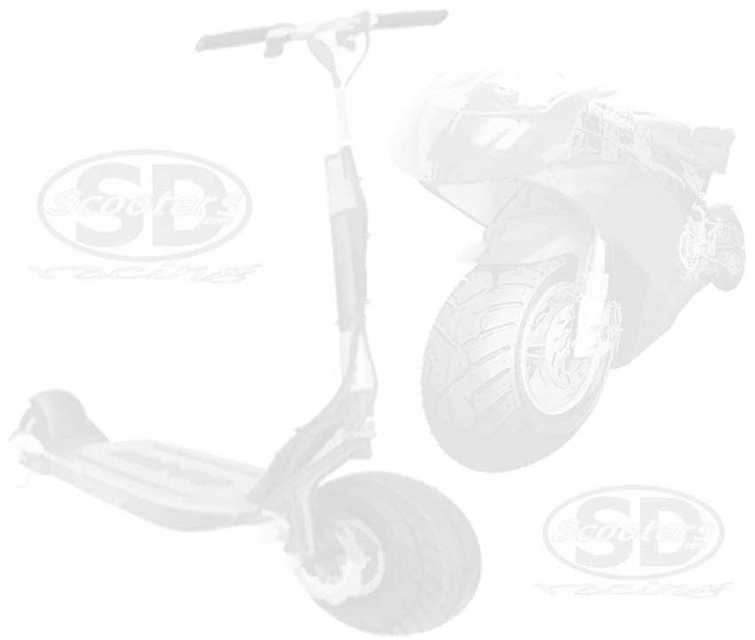 Gas Scooters | 49cc & 50cc Gas Goped Scooters for sale, Evo, Goped