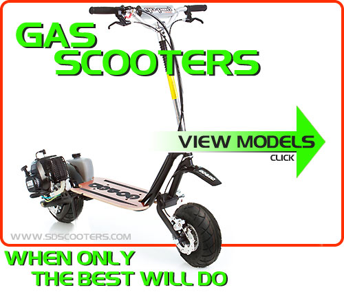 Gas Scooters View Models