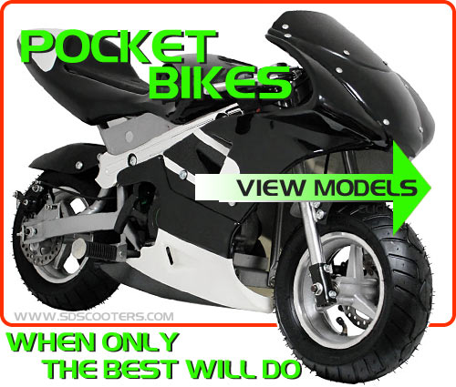 pocket bikes view models