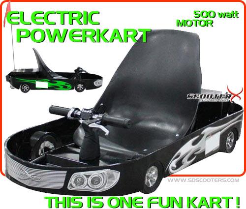 Electric Razor go Kart Electric go Kart