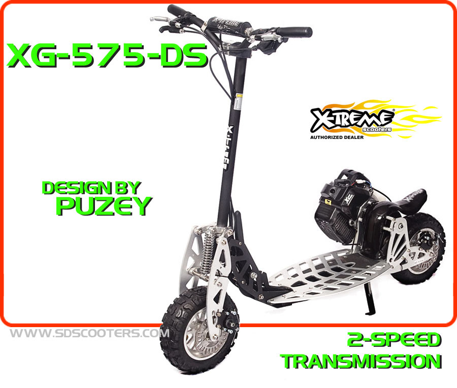xg-757 ds Scooter large
