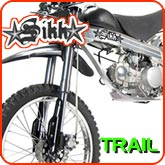 Sikk Trail Dirt Bike