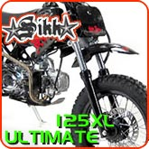 125 Ultimate Pit Dirt Bike